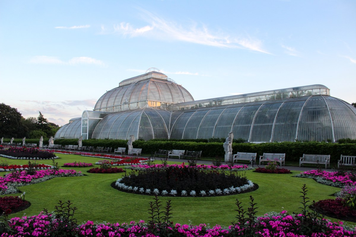 9 things not to miss in Kew Gardens, London