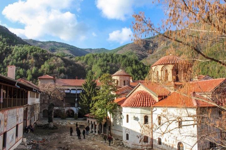 Bachovo Monastery, Bulgaria