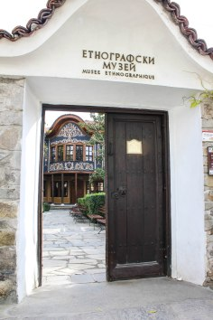 The Ethnographic Museum, Plovdiv