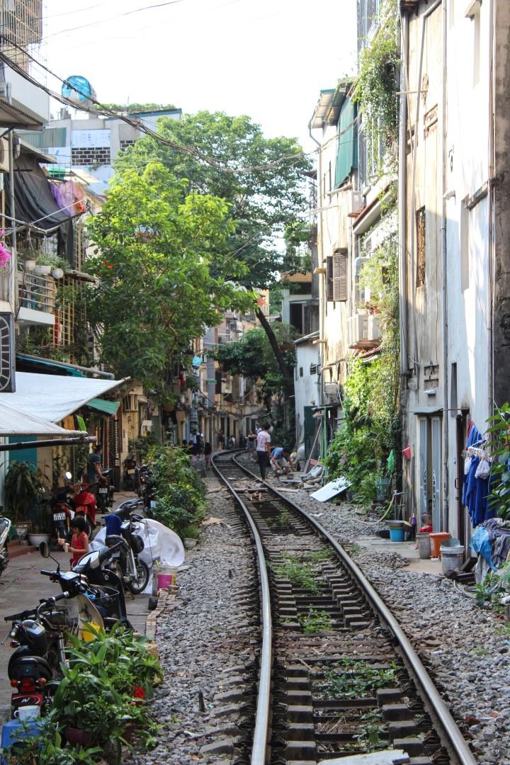 Railway Street 2, Hanoi, Vietnam