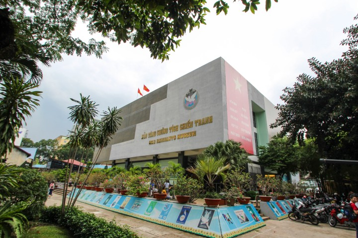 The War Remnants Museum, Ho Chi Minh, Vietnam