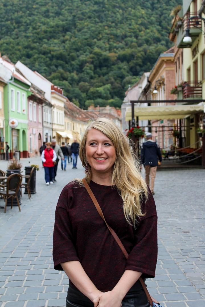 Nicola in Brasov, Romania