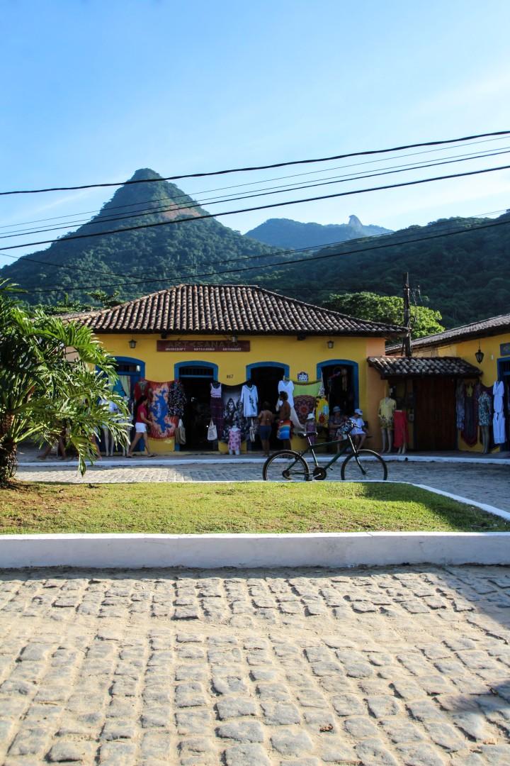 Abraao, Ilha Grande, Rio de Janeiro, Brazil