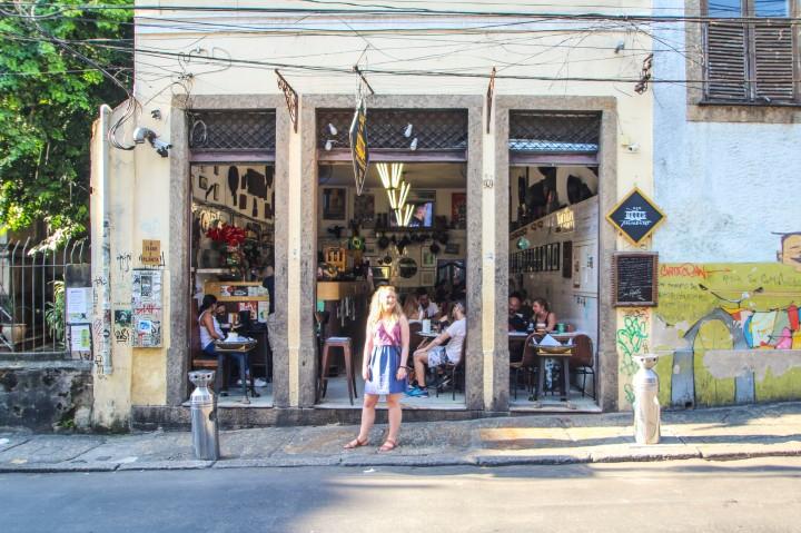 Bar do Mineiro, Santa Teresa, Rio de Janeiro, Brazil