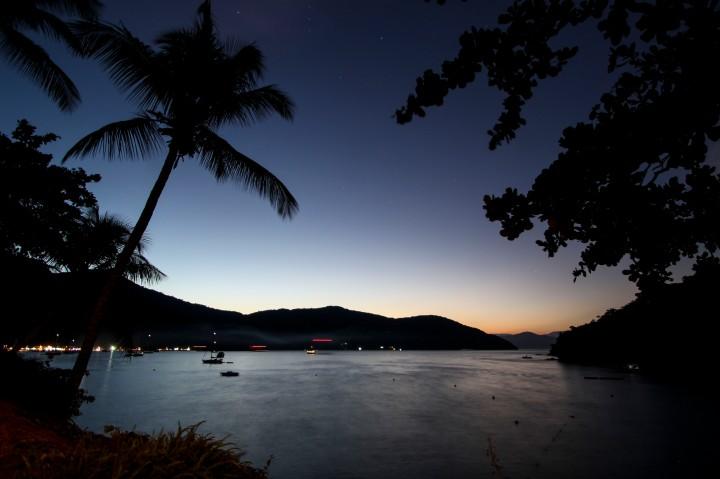 Sunset at Asalem, Ilha Grande, Rio de Janeiro, Brazil