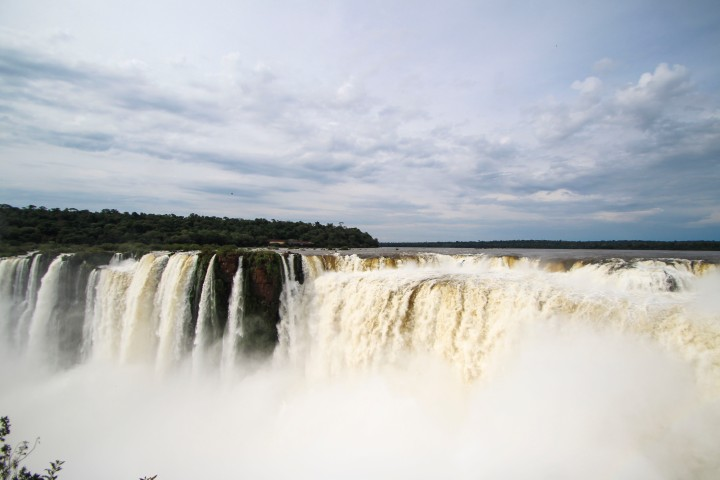 The Devil's Throat, Foz do Iguaçu, Brazil