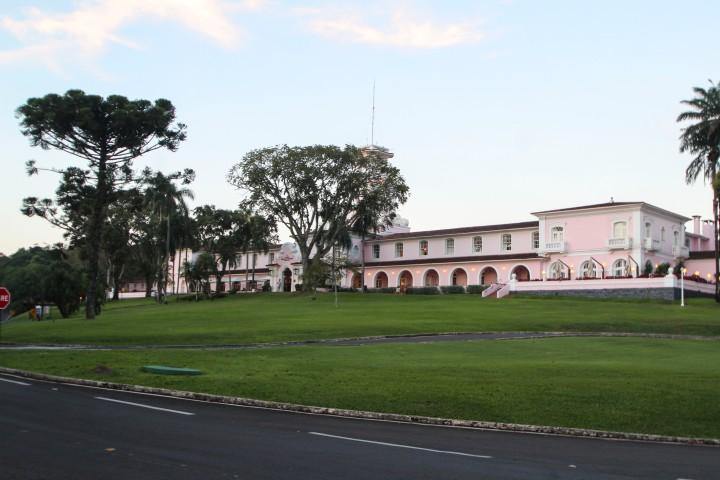Thef Belmond Hotel das Cataratas, Foz do Iguaçu, Brazil