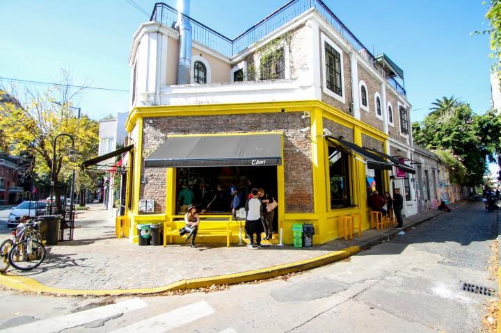 Chori, Palermo, Buenos Aires, Argentina