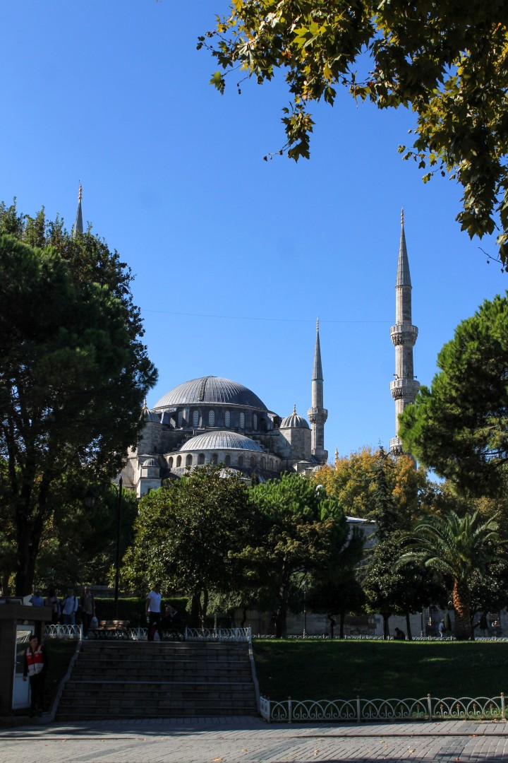 The Blue Mosque, Turkey, Istanbul